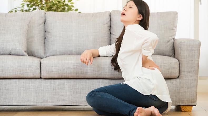 腰痛対策マッサージTOP