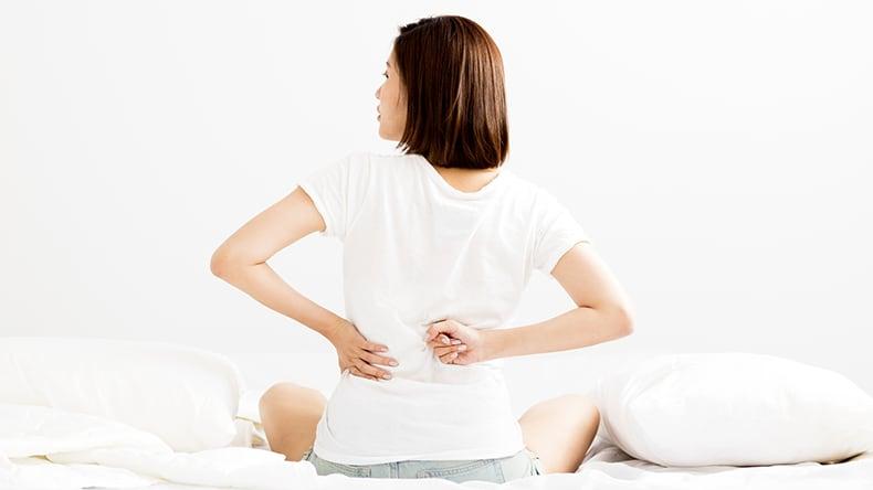 腰痛対策マッサージ1