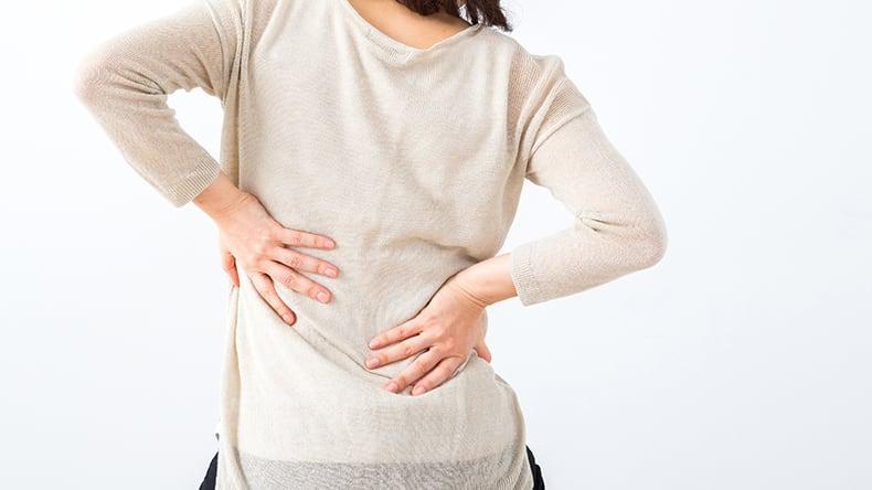 冷えが原因の腰痛対策1