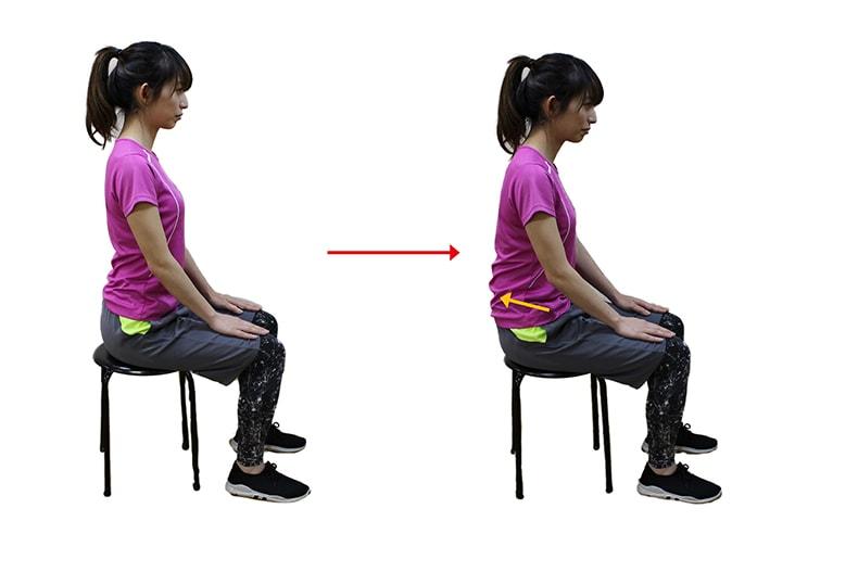 簡単にできる腰痛改善ストレッチ3