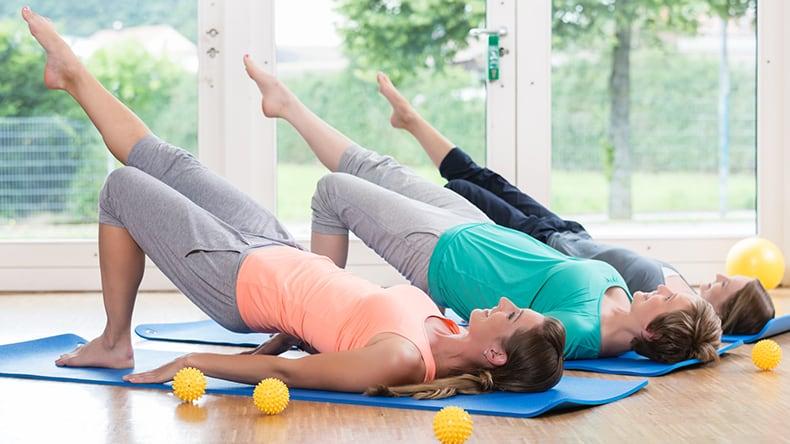 腰痛の防止&改善エクササイズ7選TOP