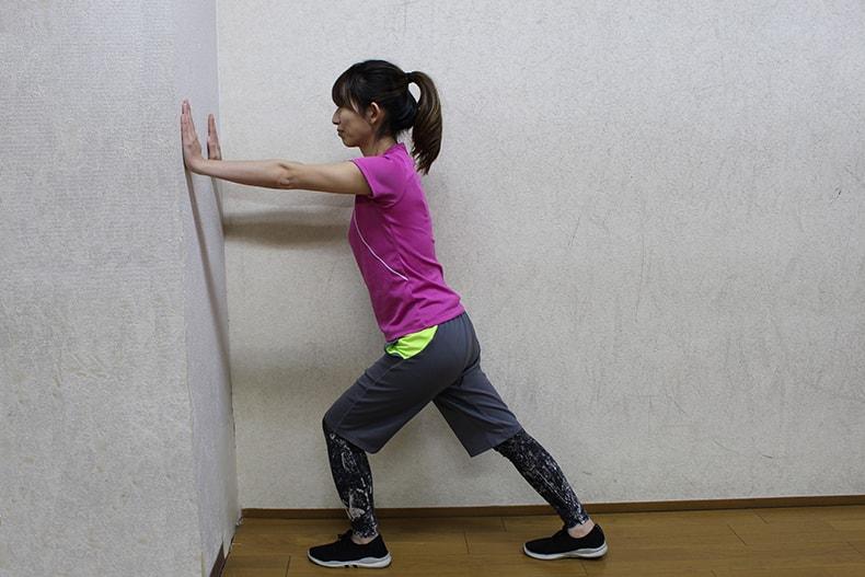 腰痛の防止&改善エクササイズ7選3