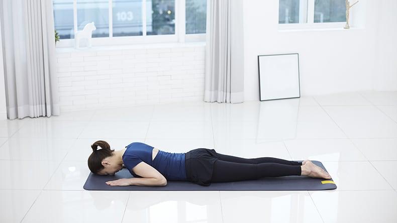 腰痛改善5つのトレーニング4
