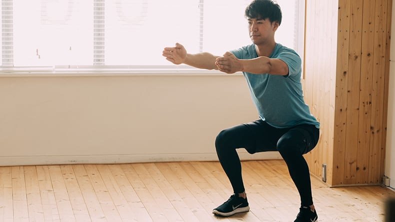 腰痛改善5つのトレーニング5
