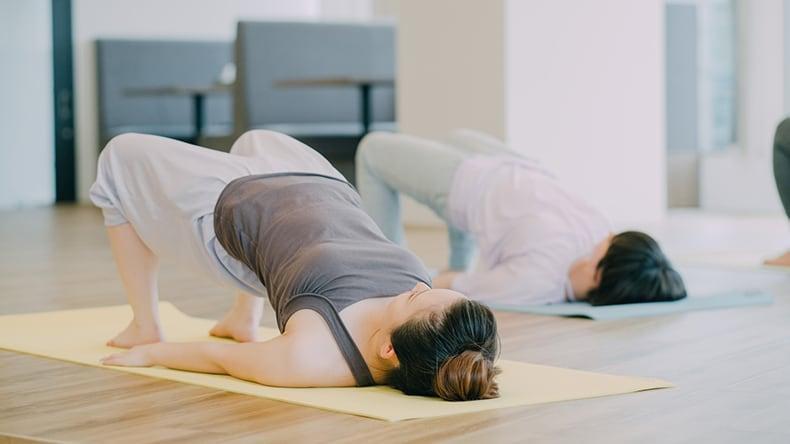 腰痛を軽くする5つの体操2