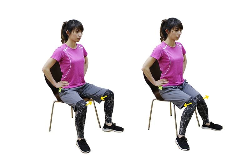 腰痛を軽くする5つの体操5
