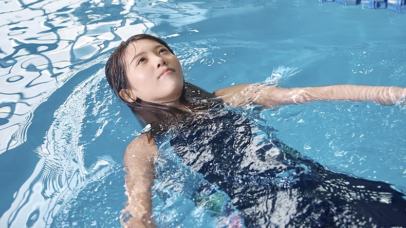 腰痛には水泳と水中ウォーキング1