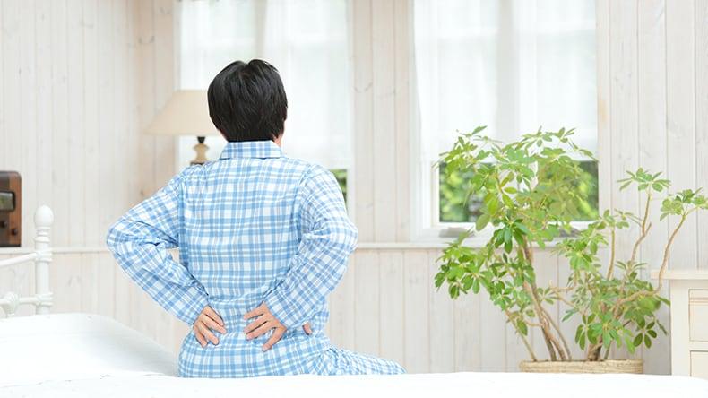 症状別の腰痛対処法TOP