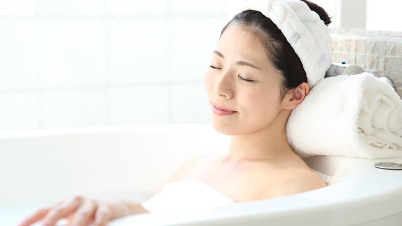 お風呂で腰痛緩和ストレッチTOP