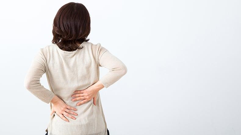 腰痛の緩和とダイエットTOP