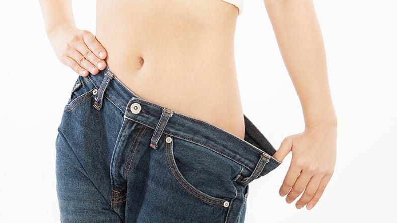 腰痛の緩和とダイエット1