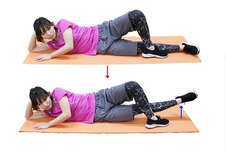 腰痛の緩和とダイエット4