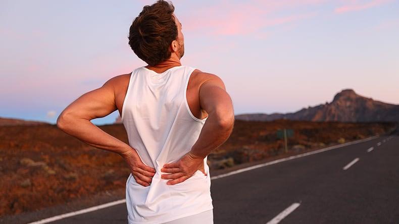 ランニングと腰痛1
