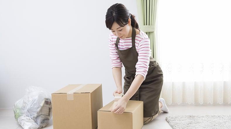 荷物運びと腰痛1