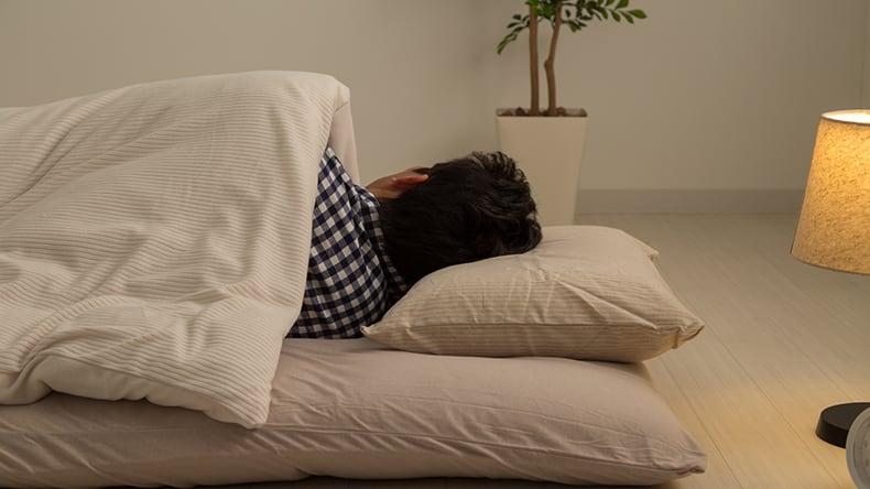 眠れないほどつらい腰痛の対策2