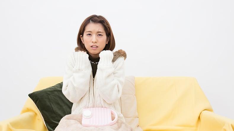 冷え腰痛を軽くするポイントTOP