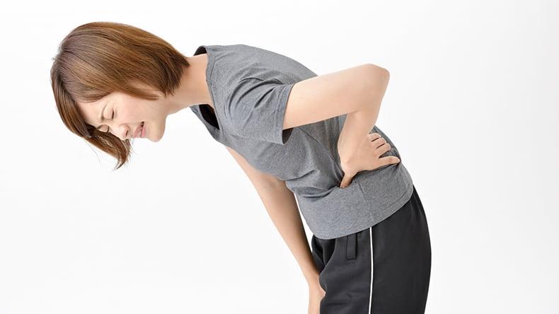腰痛の症状別の緩和法TOP