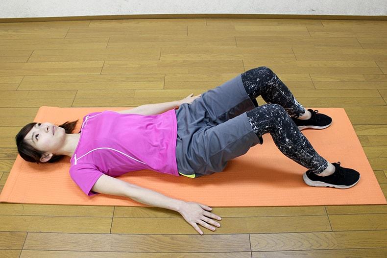 腰痛の症状別の緩和法3