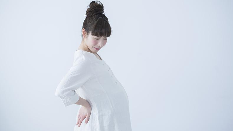 妊娠中や産後の腰痛対策TOP