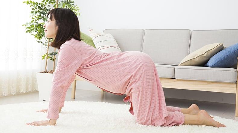妊娠中や産後の腰痛対策1