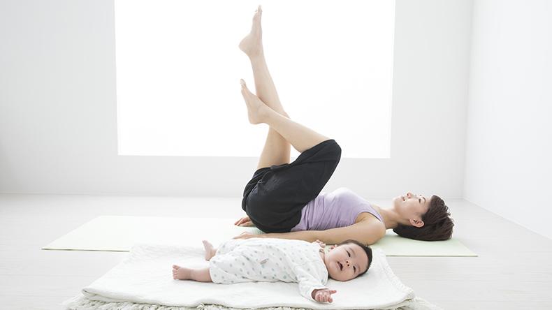 妊娠中や産後の腰痛対策3