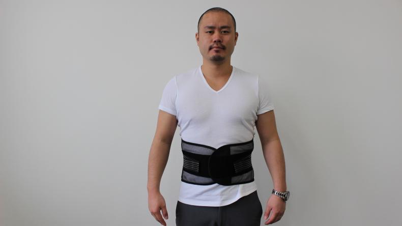 SPORTIA 腰痛 サポートベルト1