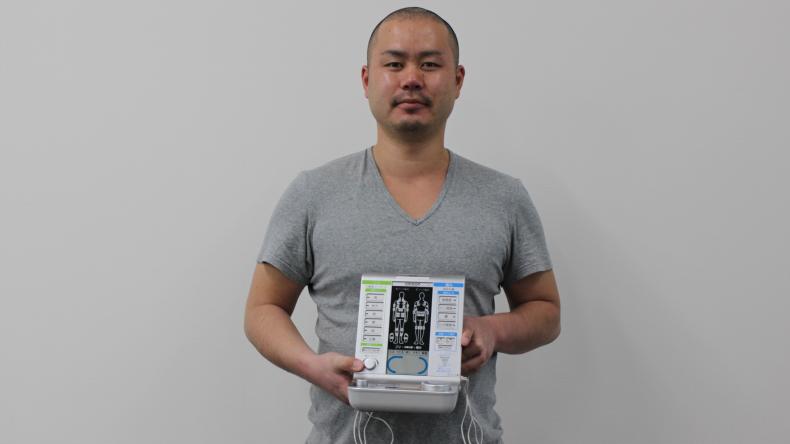 オムロン 電気治療器(HV-F5200)1