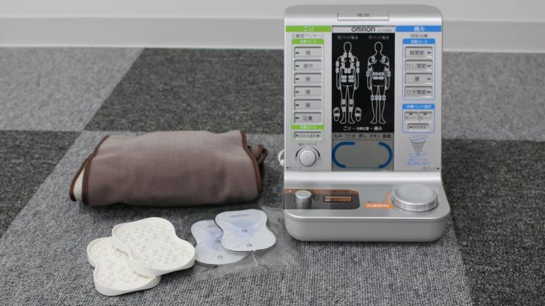 オムロン 電気治療器(HV-F5200)4