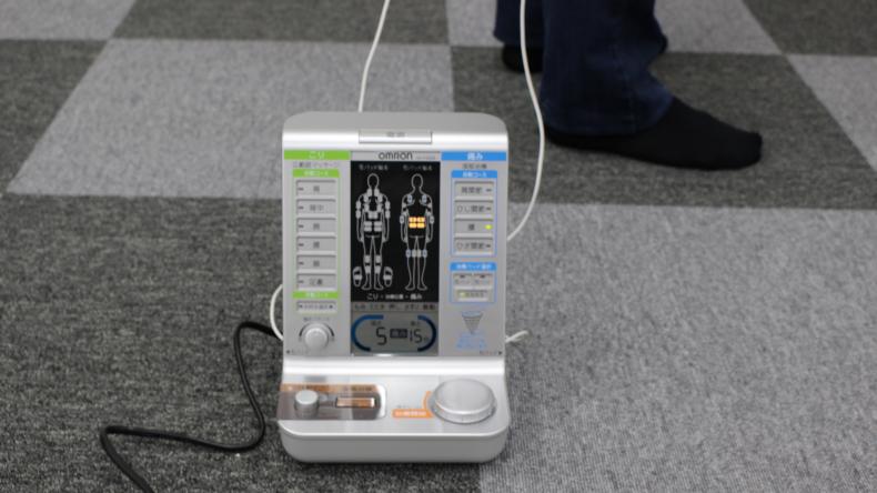 オムロン 電気治療器(HV-F5200)6